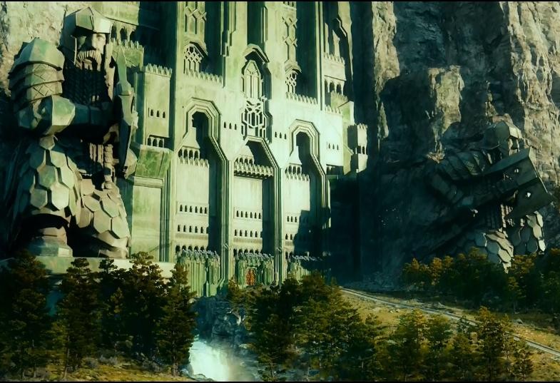The Hobbit Erebor