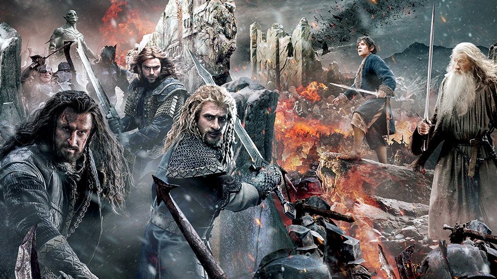 The Hobbit Five Armies 1