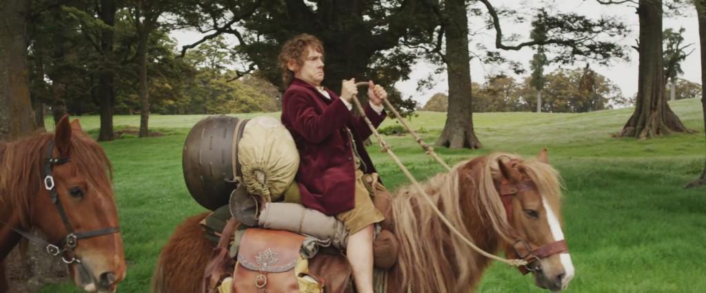 The Hobbit Pony