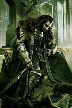 The Hobbit Throne