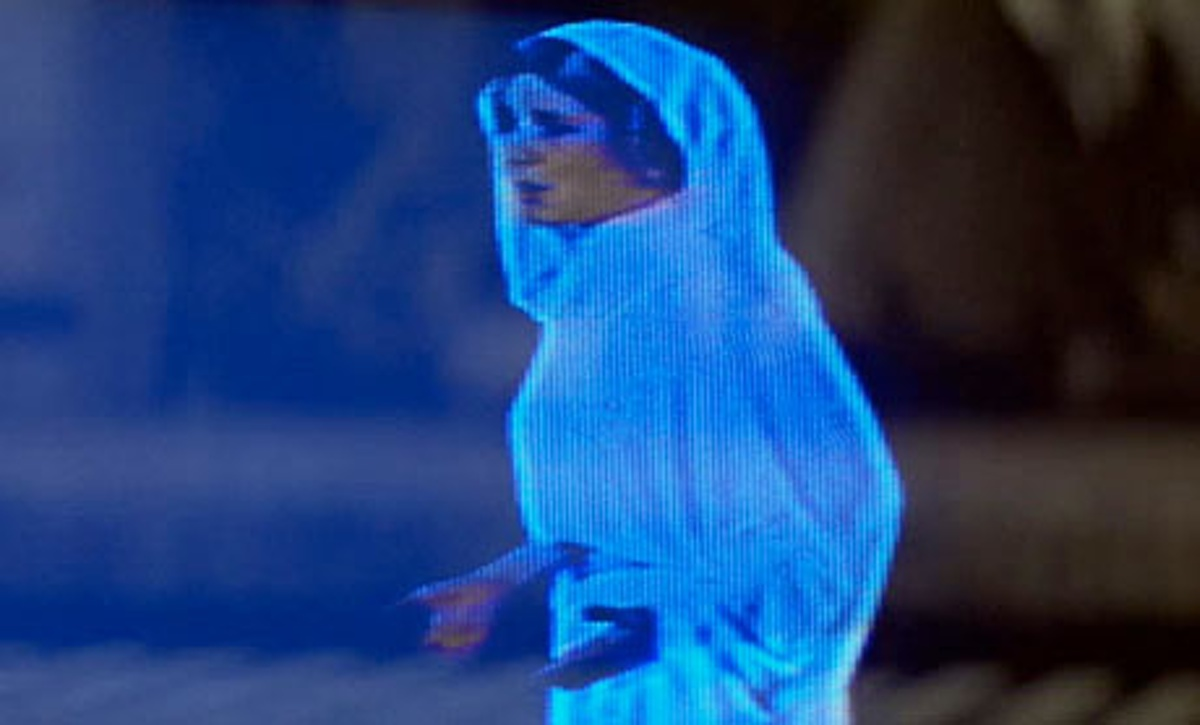 http://www.theguardian.com/science/2013/mar/20/princess-leia-hologram-3d-display